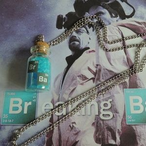 Breaking Bad necklace